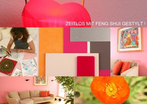 Feng Shui Wohnzimmer