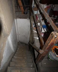 100jähriger Dachspeicher