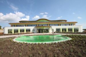 Firmengebäude Primavera Life